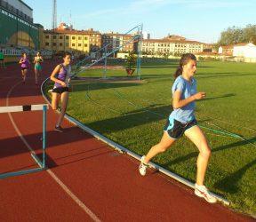 preparación atletismo
